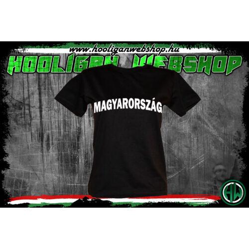 Magyarország női póló - Női pólók - Hooligan Webshop 70e28f4b51