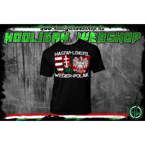 Magyar-Lengyel 3 póló